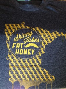 Minneapolis beekeeper tshirt